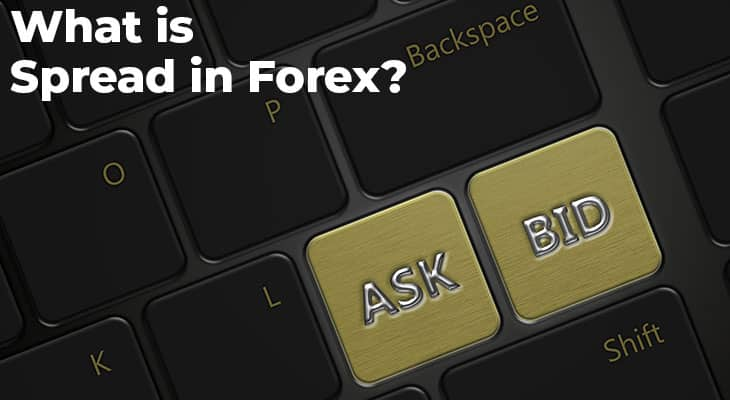 what is spread in Forex