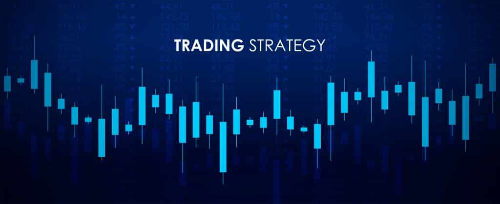 forex trading strategies, Candlestick. Trading graphic. Stock market graph. Financial chart. Investment in forex indicators. Abstract background. Flat style vector illustration.