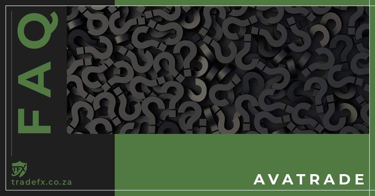 Avatrade FAQ