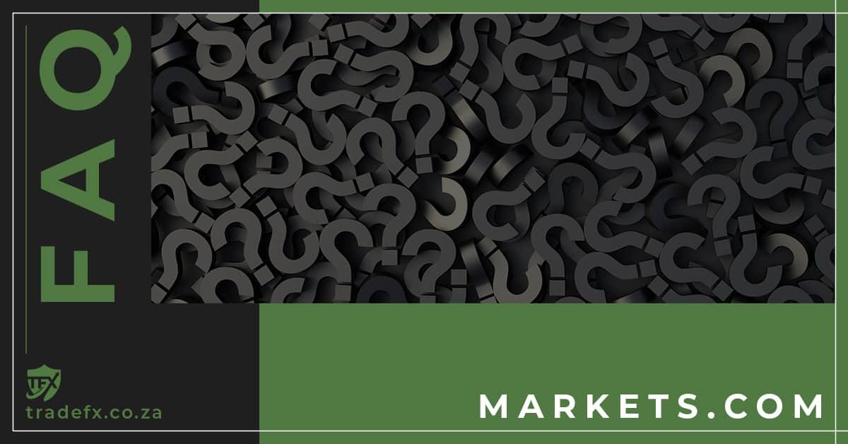 Markets.com FAQ