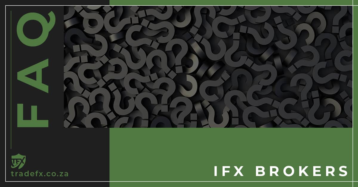 IFX Brokers FAQ