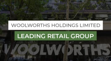 Woolworths Holdings Limited