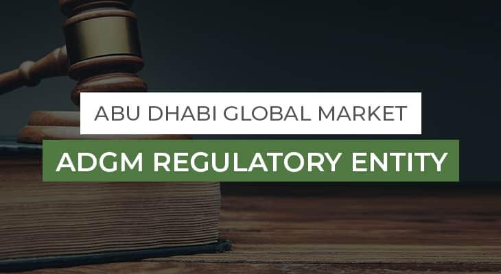 ADGM Regulatory Entity