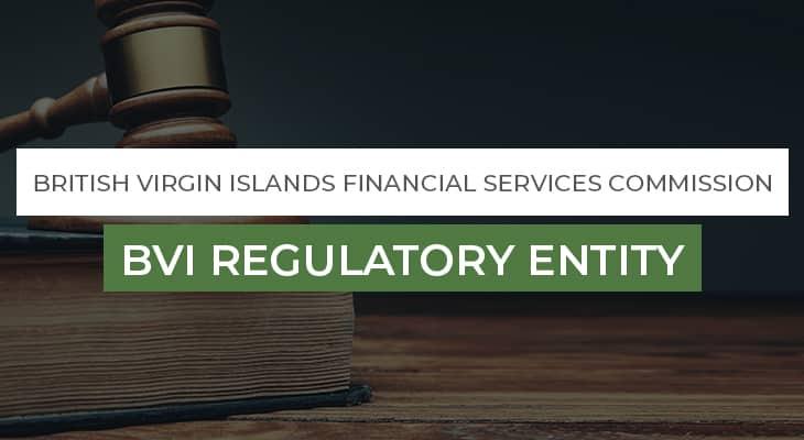 BVI Regulatory Entity
