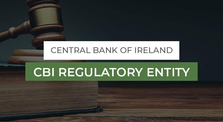 CBI Regulatory Entity