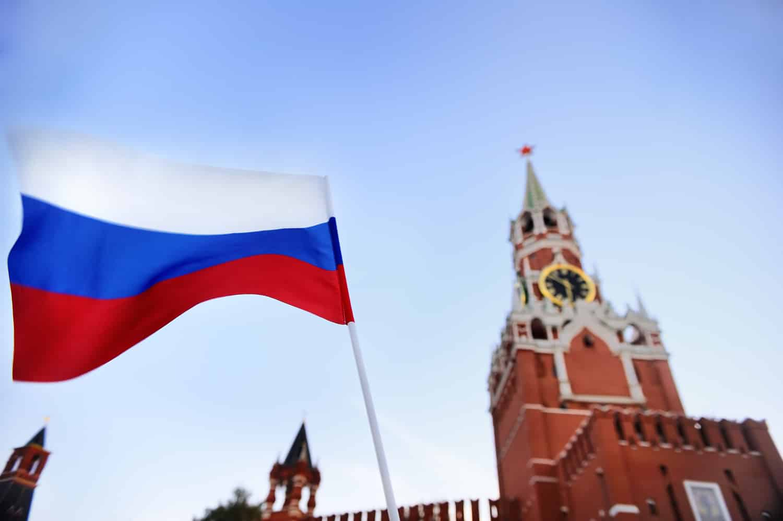 CBR Regulatory Entity Russian Flag