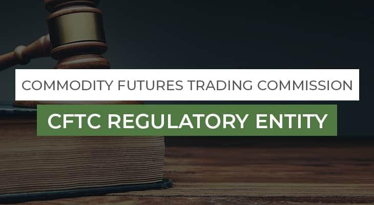 CFTC Regulatory Entity