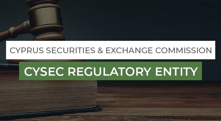 CySEC Regulatory Entity