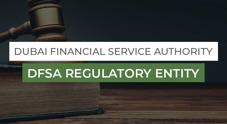 DFSA Regulatory Entity