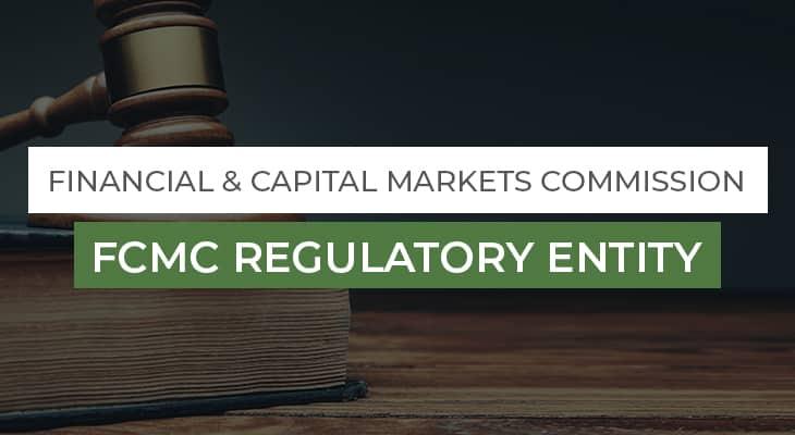 FCMC Regulatory Entity