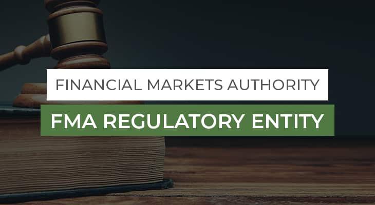 FMA Regulatory Entity