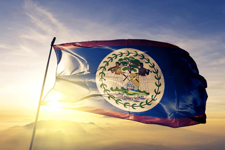 IFSC Regulatory Entity Belize Flag
