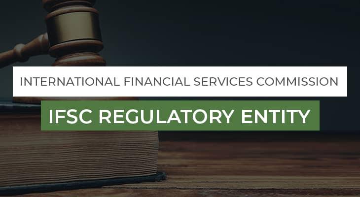 IFSC Regulatory Entity