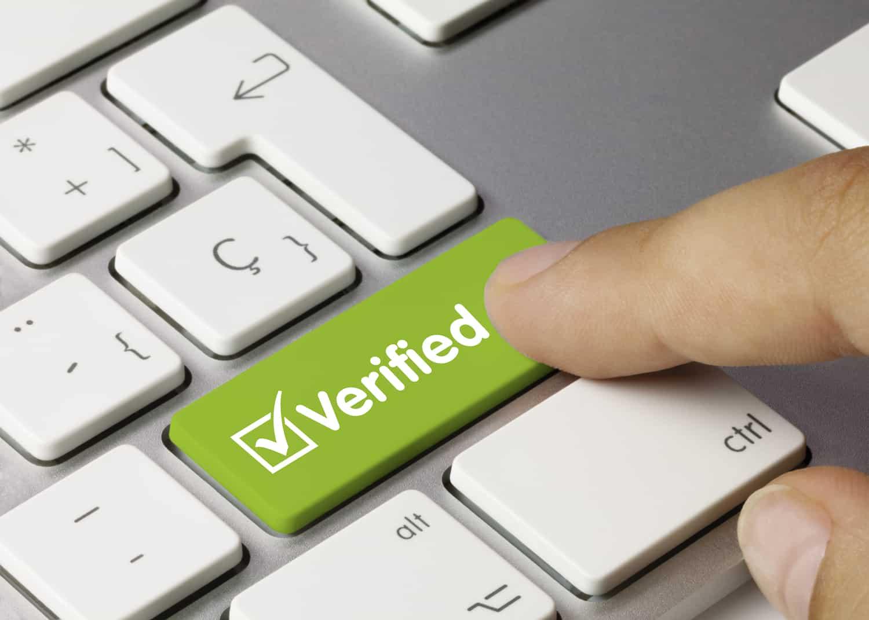Verify Trading Account