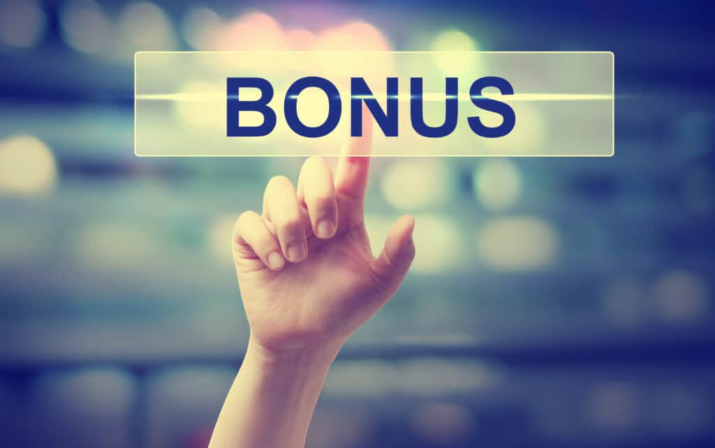 broker bonus promotion
