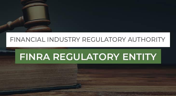 FINRA-Regulatory-Entity