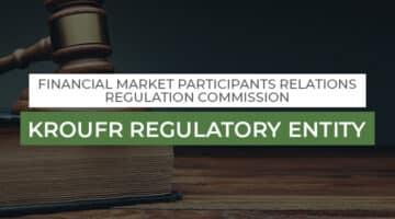 KROUFR-Regulatory-Entity