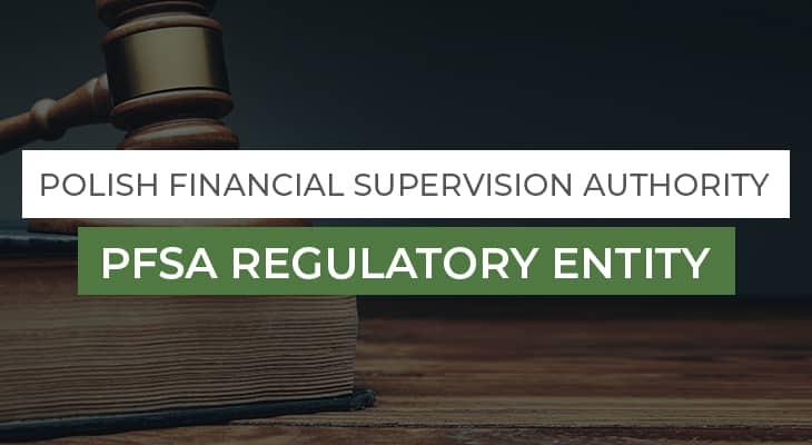 PFSA-Regulatory-Entity