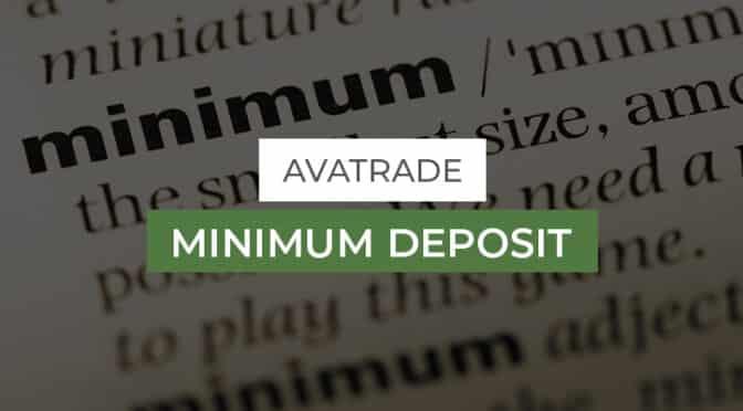 AvaTrade-Minimum-Deposit