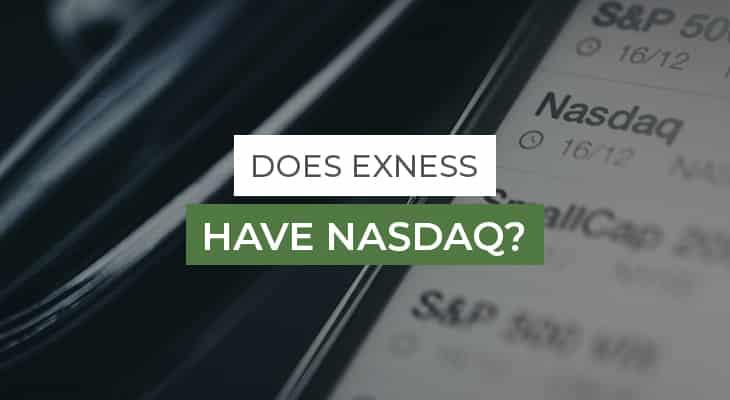 Exness-Nasdaq