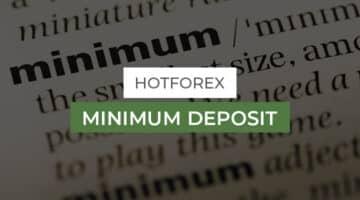 HotForex-Minimum-Deposit