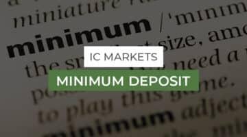 IC-Markets-Minimum-Deposit