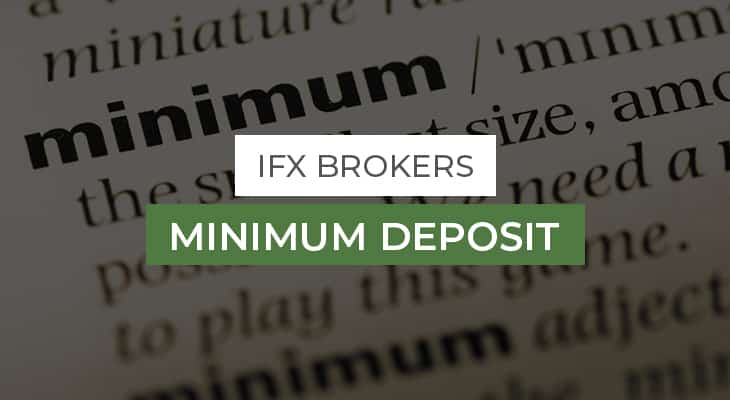IFX-Brokers-Minimum-Deposit